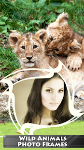 Download Wild Animals Photo Frames For PC Windows and Mac apk screenshot 1