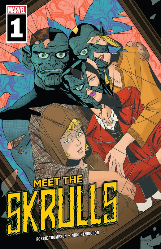 Meet The Skrulls (2019) - complete