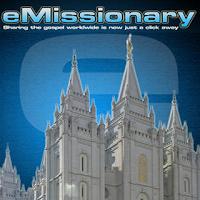 Screenshot of LDS eMissionary