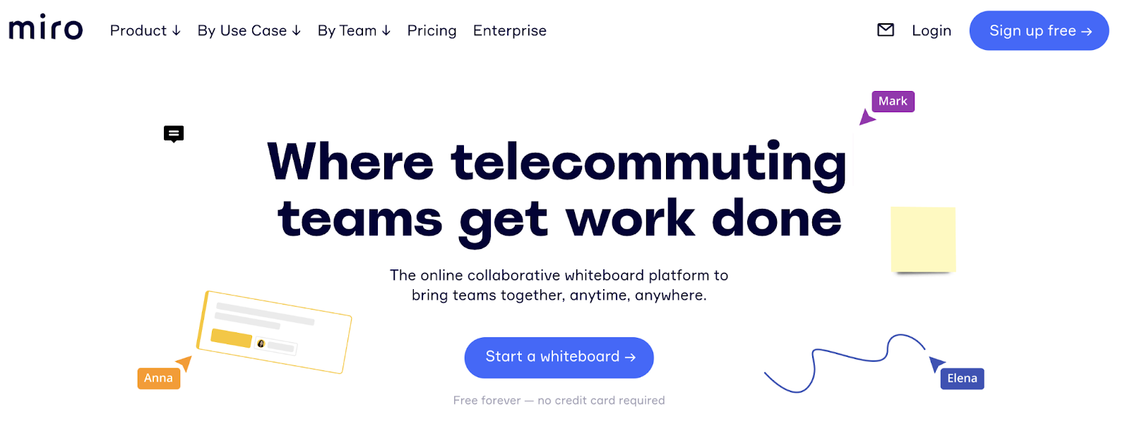 Miro: best UX tool for team collaboration