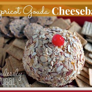 Apricot Gouda Cheeseball