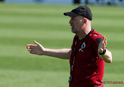 """Clement redoute le réveil d'Anderlecht : """"Gagner deux fois en une saison à Anderlecht serait unique"""""""
