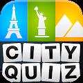 City Quiz - Guess the city