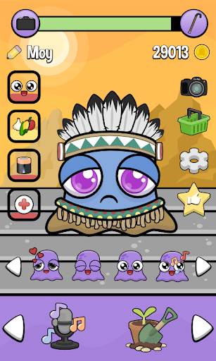 Moy 2 🐙 Virtual Pet Game screenshot 6