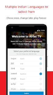 Airtel TV: Live TV, News, Movies & TV Shows 8