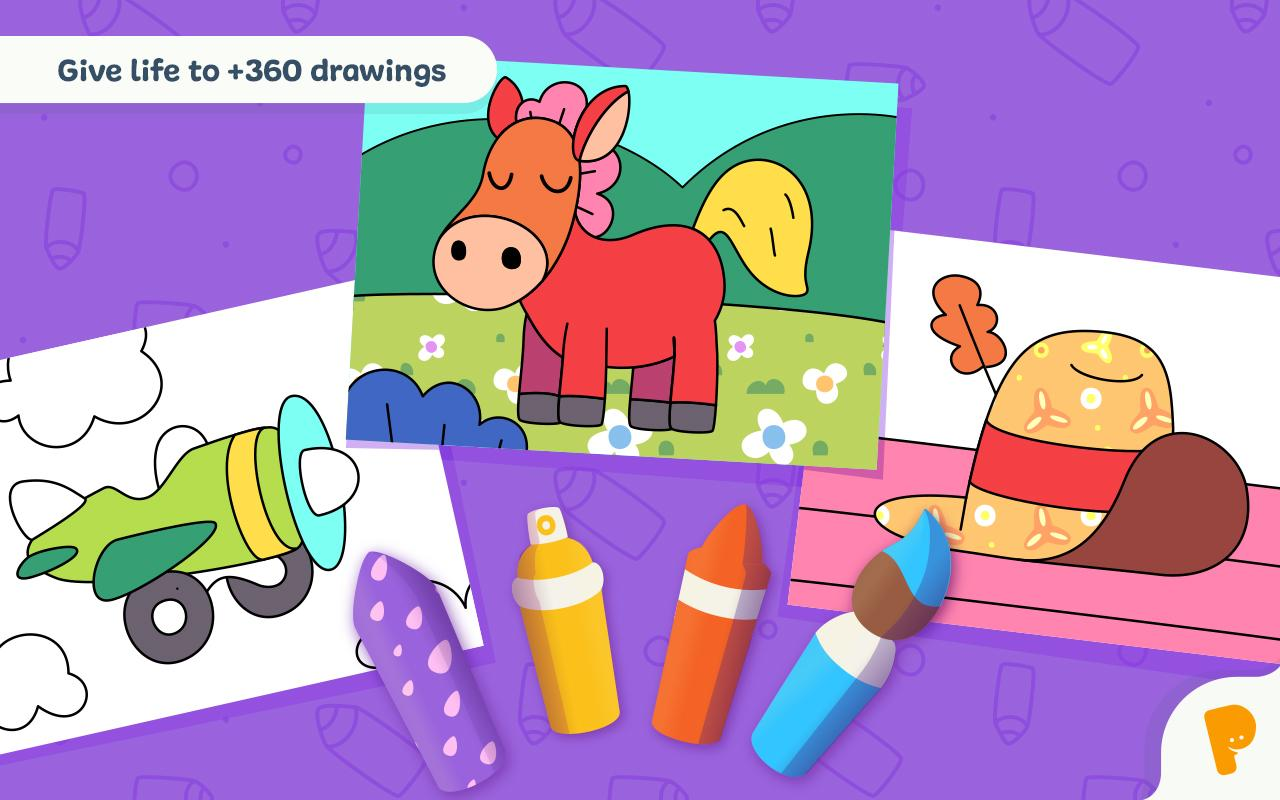 coloring book for kids android apps on google play