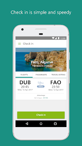 Aer Lingus App screenshot 3
