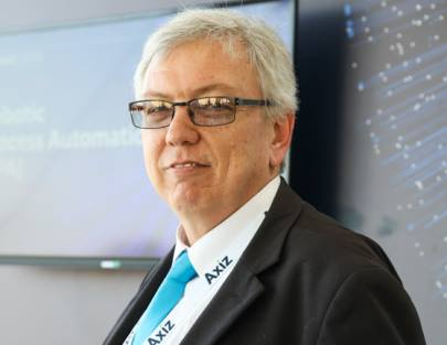 Stephen James Smith, Software Business Consultant, Micro Focus South Africa