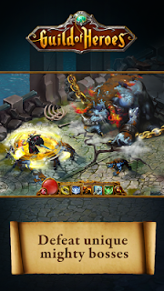 Guild of Heroes - fantasy RPG screenshot 02