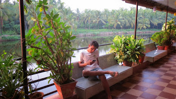 Sangamam Residency by the back water