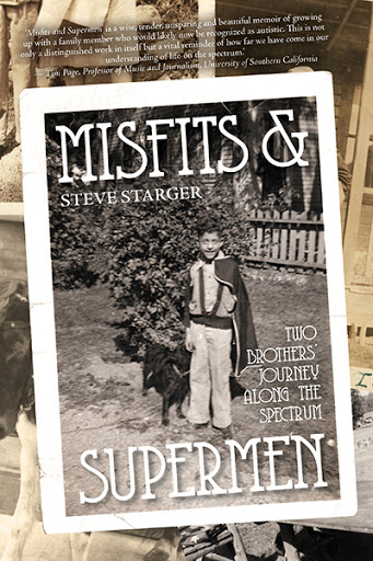 Misfits & Supermen cover