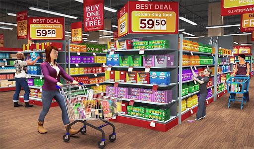 Super Market Atm Machine Simulator: Shopping Mall  screenshots 12