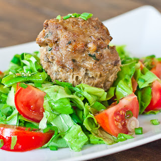 Turkey Meatloaf Muffins.