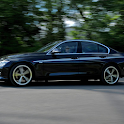 Wallpapers with BMW 3 series icon