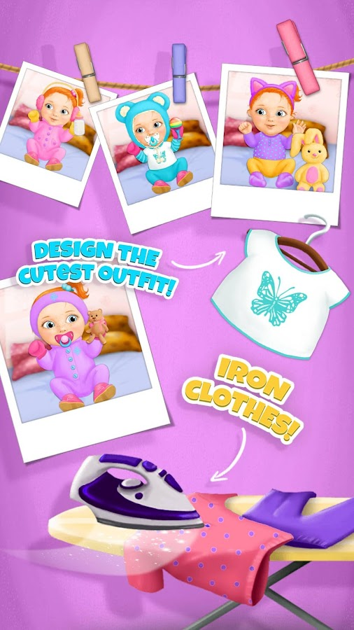 Sweet Baby Girl Daycare 4- screenshot