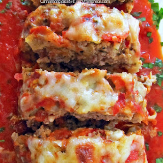 The Best Italian Meatloaf.