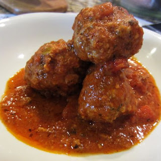 Triple Meat Italian Meatballs