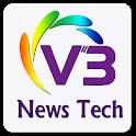 V3 Tech News and Daily Tech News icon