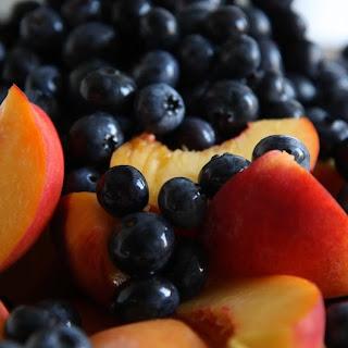 Blueberry Peach Jam