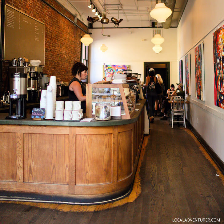 Stumptown Coffee (101 Things to Do in Portland Oregon).