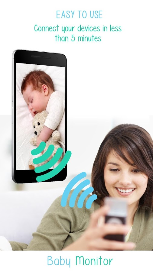 Baby Monitor: Video monitor- screenshot