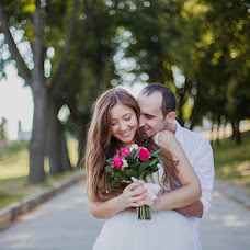 Wedding photographer Anastasiya Kontoricheva (kontora). Photo of 27.07.2014