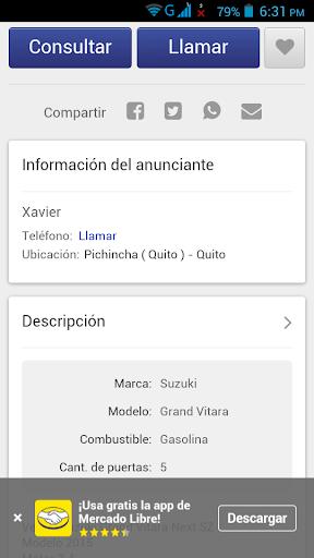 玩免費遊戲APP 下載Autos Usados Ecuador app不用錢 硬是要APP