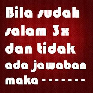3 adab bertamu menurut islam