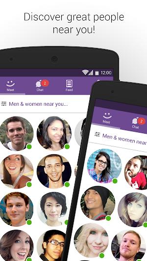 0 MeetMe: Chat & Meet New People App screenshot