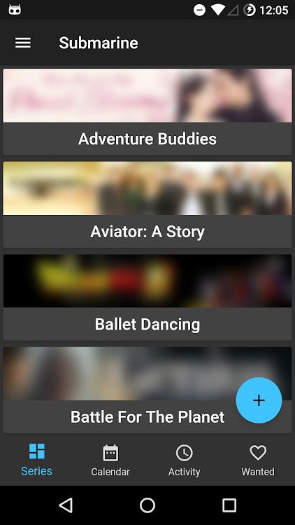 Submarine: Sonarr Companion App – (Android Apps) — AppAgg