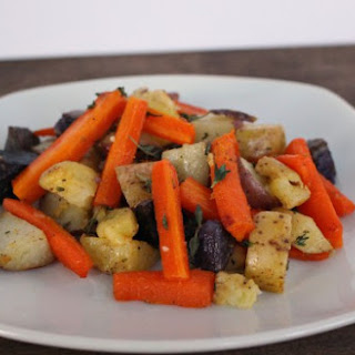 Baby Potato And Carrot Recipes