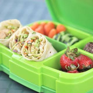 MsVegan's Gluten Free Lunchbox.