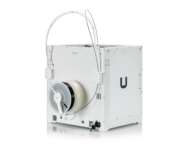 Refurbished Ultimaker S5 Dual Extrusion Large-Format 3D Printer *A Stock*