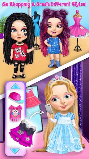 Sweet Baby Girl Beauty Salon 3 - Hair, Nails & Spa screenshot 8