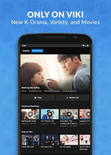 Viki: Korean Dramas, Movies & Chinese Dramas 5.5.2 screenshots 1