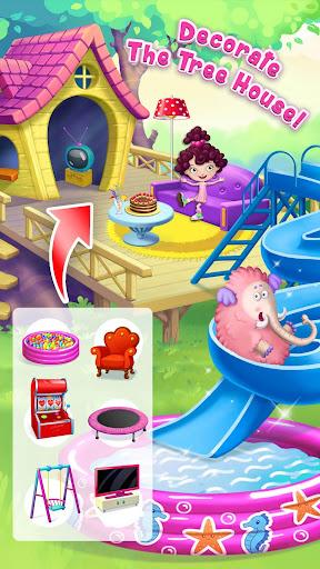 Miau2019s Secret Pet - Fluffy Pink Elephant Care 1.0.109 screenshots 3