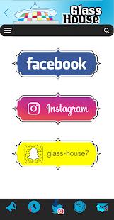 Glass House - náhled