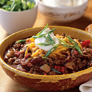 Beef and Dark Beer Chili.