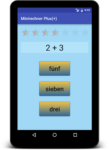 android Minirechner Plus(+) Screenshot 5