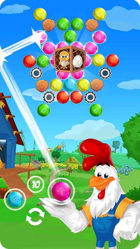 Farm Bubbles - Bubble Shooter Puzzle Game 1.9.48.1 screenshots 1