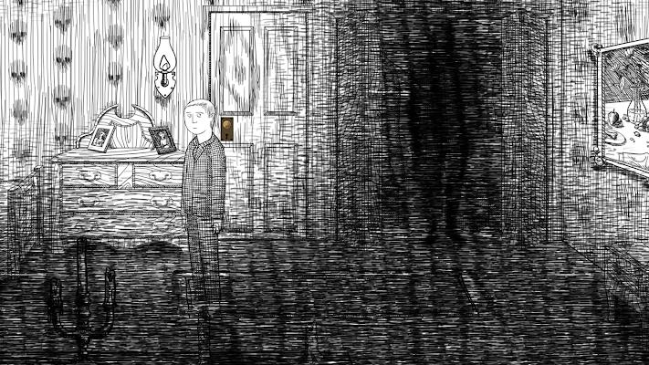 Neverending Nightmares- screenshot