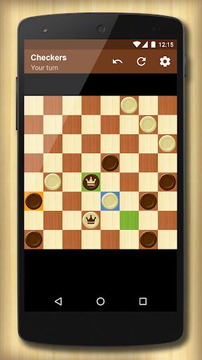 Checkers - strategy board game 1.80.0 screenshots 3
