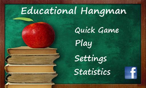 Educational Hangman in English screenshots 1