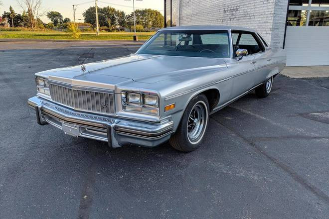 1976 Buick Electra Limited Hire CA