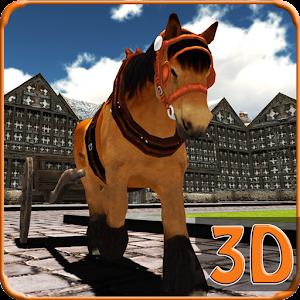 Horse Cart Adventure Simulator for PC and MAC