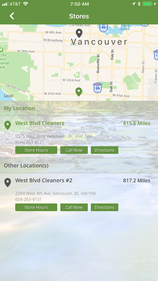 West Boulevard Cleaners- screenshot