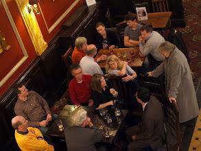 Photo: BGV visit 05 - reges Gespräch - photo miltoncontact.com