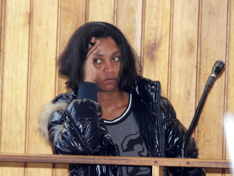 A file picture of Melice Jacobs in the Mthatha High Court