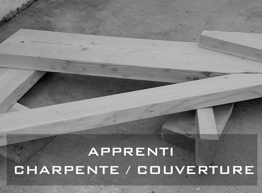 Apprenti Charpente Couverture