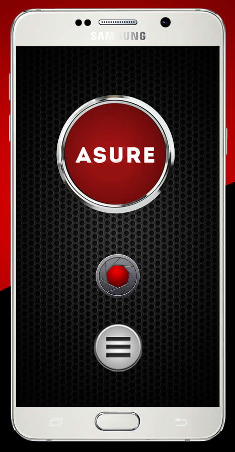 Asure Panic Button- screenshot